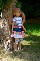 Pauline (Lenekie) Tags: outfit doll handmade pauline annettehimstedt