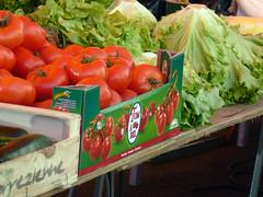 Brioude Market49 (MikeLane) Tags: people food france fruit cheese shopping market fromage marche auvergne patrimoine brioude hauteloire