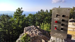 Historic outdoor elevator (DieselDucy) Tags: otis elevator sanjose monitor gal roanoke armor ascensor dover elevador lyfta 2014 elevatorbutton epco thyssenkrupp historicoutdoorelevator lyftu sanjoseelevatorcompany