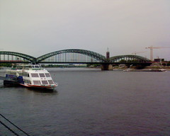 "Hohenzollern Bridge, Cologne • <a style=""font-size:0.8em;"" href=""http://www.flickr.com/photos/9840291@N03/14478644031/"" target=""_blank"">View on Flickr</a>"