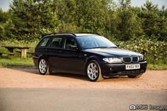 Jack's BMW E46 320D Touring (MDB Images) Tags: estate wip german bmw touring bimmer e46 320d bemmer mdbimages germanwip