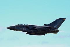 Panavia Tornado ECR 46+28 GAF (Jarco Hage) Tags: germany europa fighter aviation air tiger jet fighters base meet nato ents mil duitsland afb schleswig sqn ntm militair jagel fliegerhorst byjarcohage ntm2014