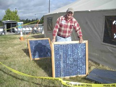 Field Day 2014 Curt with Solar0