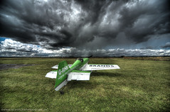 Closing Storm (Scott Cartwright Photography) Tags: rain canon storms canoneos hdr highdynamicrange professionalphotographer aerobatic sleap canon5dmk3 scottcartwright shrewsburyphotographer shropshirephotographer shrewburyfreelancephotographer scottcartwrightphotography shropshirefreelancephotographer shrewsburyprofessionalphotographer