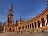 Sevilla Plaza de España - Sevilla Spain Square - Place dEspagne Sevilla