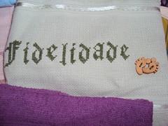 DSC06683 (Camila Lima Bordados) Tags: de do santo lavabo espirito fruto toalhas caract