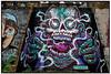 CAPTAIN KRIS BEHIND THE 7 STARS (StockCarPete) Tags: streetart wallart e1 lostsouls londone1 londonstreetart captainkris