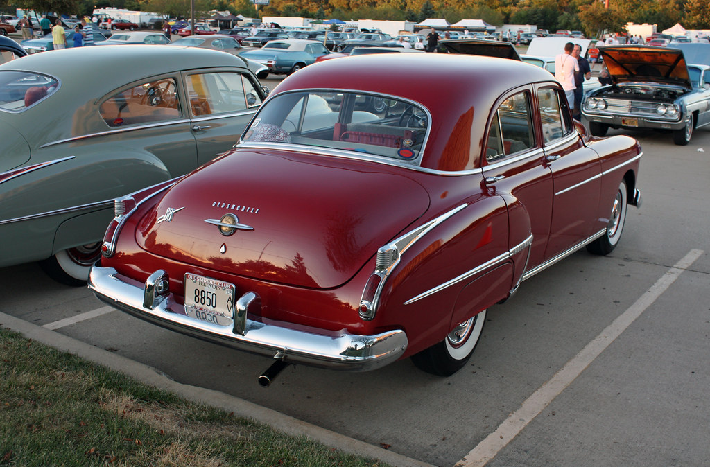 The world 39 s best photos of 1950 and 2013 flickr hive mind for 1950 oldsmobile 4 door