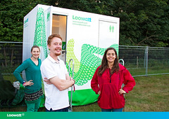 Loowatt at Latitude Festival 2014 (Loowatt Ltd.) Tags: park festival suffolk toilet system event fertilizer latitude portaloo digestion waterless anaerobic henham loowatt latitude2014