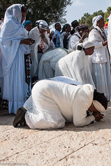 Sigd - An Ethiopian Jews Holyday (RnDmS Photography) Tags: africa holiday kneel religious israel emotion god african traditional faith jerusalem prayer religion pray praying fast belief holy jew jewish bible ritual judaism tradition ethiopia torah kes kess ethiopian sigd betaisrael kessim