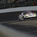 No_ 912 Porsche North America Porsche 911 RSR on its way to Indy podium