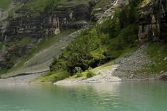 Oeschinensee ( Bergsee - See - Lac - Lake ) oberhalb von Kandersteg im Berner Oberland im Kanton Bern in der Schweiz (chrchr_75) Tags: chriguhurnibluemailch christoph hurni schweiz suisse switzerland svizzera suissa swiss kantonbern chrchr chrchr75 chrigu chriguhurni 1407 juli 2014 hurni140731 berner oberland berneroberland oeschinensee see lac lake lago albumoeschinensee alpensee bergsee albumbergseenimkantonbern sø järvi 湖 bergseeli seeli kandersteg juli2014