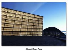 Donostia-San Sebastián (Galería de Manuel Rguez. Prieto) Tags: auditorio gros urgul donostiasansebastian elkursaal sonyç