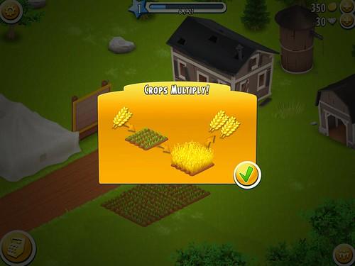 Hay Day Tutorial: screenshots, UI