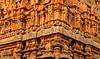Brihadeeswarar Temple 276 (David OMalley) Tags: india indian tamil nadu subcontinent chola empire dynasty rajendra hindu hinduism unesco world heritage site shiva brihadeeswarar temple rajarajeswara rajarajeswaram peruvudayar great living temples vimana architecture canon g7x mark ii canong7xmarkii powershot canonpowershotg7xmarkii g7xmarkii
