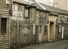 Wild West - Edinburgh (AntonioRGZ) Tags: wild west western edinburgh scotland cowboy street morningside alley springvalley gardens