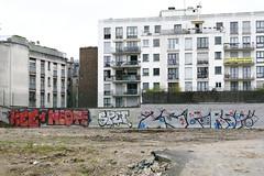 Kee - Heote - Spet - 2CP - RSP (Ruepestre) Tags: kee heote spet 2cp rsp art paris france streetart street graffiti graffitis urbanexploration urban