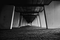 Iran - Tehran - ekbatan complex (ali.fathi) Tags: outdoor 2017 streetphotography xt10 complex tehran iran monochrome blackandwhite bw creative street symmetry 1855 fujifilm composition
