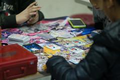卡片遊戲 (Bryan Shan@) Tags: sony a55 pentax supermulticoatedtakumar11885 supermulticoated takumar 85mm f18 card game 卡片遊戲