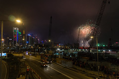 2017 HK New Year Fireworks (Carson_Young) Tags: fireworks hong kong night harbour new year