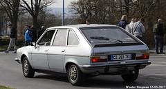 Renault 20 TX 1983 (XBXG) Tags: cz261tk renault 20 tx 1983 renault20 r20 30ème salon des belles champenoises époque reims marne 51 grand est grandest champagne ardennes france frankrijk vintage old classic french car auto automobile voiture ancienne française vehicle outdoor