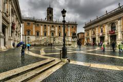 Roma n° 28 - piazza del Campidoglio (Roberto Defilippi) Tags: 2017 282017 rodeos robertodefilippi roma rome piazza