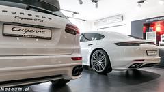 Porsche Centrum Sopot - Nowa Panamera - biała perła -1360823