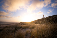 Lighthouse Morning (Chris Buhr) Tags: sylt leuchtturm lighthouse morning sunrise beach strand list ellenbogen sonnenaufgang morgensonne sonne sun outdoor landschaft landscape leica chris buhr