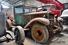 fiat 520 (riccardo nassisi) Tags: collezione righini rust rusty scrapyard collection camion truck ruggine epave alfa romeo 950 900 fiat old car auto