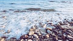 Sea&stones (ilariapani) Tags: golfoaranci sardegna italia sea waves stones soundofsea love happyness happyplace april 2017 nature sand sabbia sassi sassolini schiuma water acqua mare onde pietre rocks suonodelmare amore felicità