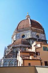 Florence Cathedral (Kan-chane Gunawardena) Tags: florence duomo cupola cattedraledisantamariadelfiore cathedral florencecathedral brunelleschi