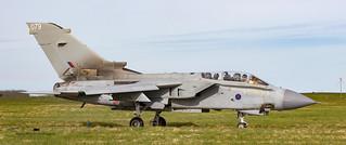 Tornado GR4 retiring from Lossiemouth