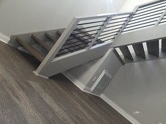 IMG_5079 (Andronx) Tags: modern stair staircase railing remodel staircompany stairbuilders matthewsnc indiantrailnc waxhawnc rockhillnc minthiilnc andronicsconstruction