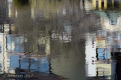 (Floramon) Tags: water spiegelung reflexion reflection enzauenpark enz