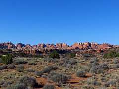 Needles District at Canyonlands NP in Utah (Jeff Hollett in Vancouver, WA) Tags: needlesdistrict canyonlandsnationalpark utah landscape west southwest desert