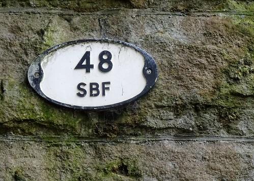 Bridge 48, Shipley and Bradford Forster Square Branch