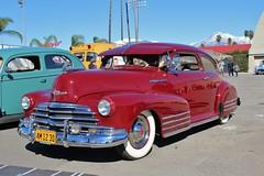 2017 Grand National Roadster Show (USautos98) Tags: 1947 chevrolet chevy fleetline bomb lowrider grandnationalroadstershow gnrs pomona california