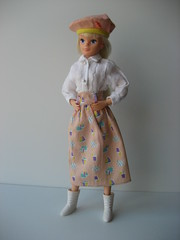 Fashion Mix - For City Girl Sindy 1987 (CooperSky) Tags: sindy