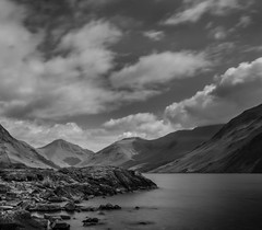 Light on the lake (Phil_Moore) Tags: ifttt 500px sky lake mountains water sun light clouds rocks beautiful calm uk england stone mountain moody long exposure dramatic relaxing district cumbria wastwater