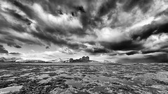 Clouds (nicolas.fernandez85) Tags: iceland bw black white landscape nikon d750 1424 islanda ice cloudy storm dramatic