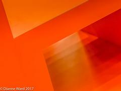Minimalism Cube (Tewmom) Tags: orange minimalism cube shapes geometric