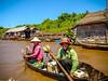Fruit Vendors (Tonle Sap Lake, Cambodia. Gustavo Thomas © 2017) (Gustavo Thomas) Tags: fruit vendors cambodian cambodia tonlesap lake lago lac camboya cambodie asia indochine water colour live people