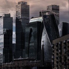 Moscow city (evaeblonski) Tags: