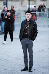 170308 - Louis Vuitton fashion show (31) (바람 의 신부) Tags: 170308 paris louisvuitton fashionshow louisvuittonfashionshow exosehun exo sehun ohsehun event lv france fra