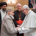 Cardinal leads delegation of Muslim leaders to Rome to meet Pope Francis and dialogue with the Holy See.