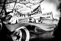 "Everythings-Fine-42 (Romain ""Ojabierto"" Thieriot) Tags: 2011 35mm 59 d700 tunisie bandera dip drapeau everythingfine france janvier lille m1ro manif manifestación manifestation nikon nord revolución révolution selection sélection photojournalism report reportage sombre dark documentary benali bouazizi printempsarabe arab spring"