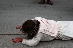 . (Joanna Mrowka) Tags: sicily marsala jesus misteria street streetphotography travelphotography holy week