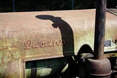 Dieselross (dididumm) Tags: dieselross fendt tractor detail old vintage rusty rust glory herrlichkeit pracht rost rostig oldtimer alt traktor schlepper ihf internationaalhistorischfestival panningen limburg niederlande netherlands