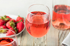 Refreshing Pink Rosé Wine (brent.hofacker) Tags: rosé roséwine alcohol alcoholic background bar beautiful beverage bottle celebrate celebration delicious drink dry french glass goblet gourmet health healthy italy liquid liquor party pink red refreshment restaurant romance romantic rose rosewine summer transparent wine wineglass winery winetasting