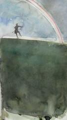 Watercolour (ART NAHPRO) Tags: watercolour paper pauljackson wing gallery